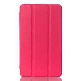 Tavoletta dello schermo online-L'ultima vendita calda è disponibile per NVIDIA Shield tablet K1 / Shield Tablet da 8 pollici caster impermeabile a prova di crash caso PU con funzione sleep