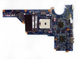 placa mãe do hp pavilion 15 Desconto 649950-001 placa para HP Pavilion G4 G6 laptop motherboard AMD 100% testado completo ok e garantido