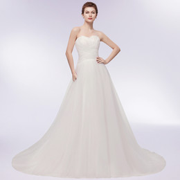 7f681a497c465a abito di piuma Sconti Sexy Backless Feather Bust Ball Gown Abito da sposa  2019 Charme Sweetheart