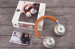 mp4 occhiali Sconti Cuffie wireless di marca di moda 5a qualità BO H9i stereo blueotoh Cuffie over-ear per i giovani con logo