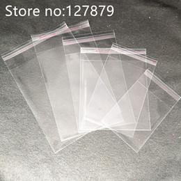 2019 sacos de plástico para embalagens 6 tamanhos Limpar Violoncelo Auto-adesivo Saco de Celofane Sacos de Plástico Auto-vedantes Embalagem de Doces Embalagem de Bolacha Resealable Bolsa desconto sacos de plástico para embalagens