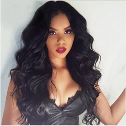2019 buone parrucche cosplay Parrucche dei capelli umani Cosplay Full    Front Lace Brasiliano Good Looking 92ead548437