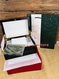 Casi di legno di lusso online-Scatole di orologi di marca di scatole di orologi di lusso fornitore di fabbrica Casi di orologi di visualizzazione di orologi di lusso per AP con lavoro di carta Nuovo regalo di legno originale