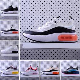 Se sport online-nike Air Max dia shoes Dia Se Black Pink Running Shoes for Men Designer Red Grey Dias Se Racer Womens mens Sports Sneakers Size 36-45