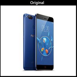 2019 zte telefon tv Globale Firmware ZTE Nubia Z17 Mini 4 GB / 6 GB RAM 64 GB ROM Mobiltelefon Snapdragon652 Mobiltelefon Dual Rear Cameral FDD LTE 4G NFC günstig zte telefon tv