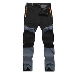 pantaloni per il ciclismo Sconti Pantaloni esterni da uomo impermeabili antivento e traspiranti da trekking all'aperto da ciclismo Pantaloni da arrampicata Pantaloni da carico tattici
