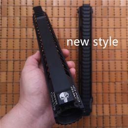 Barandilla m4 online-Vengador Grabado Táctico AR-15 M4 MLOK 7 10 12 15 pulgadas Slim Free Float Handguard Picatinny Rail fit .223 5.56 AR15 M16