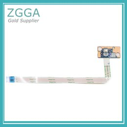 Placa de alimentação lenovo on-line-New Touchpad cabo para Lenovo ThinkPad E570 Série E575 Button Switch Laptop Power Board com cabo 01HW742 NBX0001HZ10 01EP130