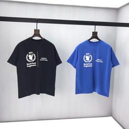 Painel de classificação de cor on-line-2020ss primavera e algodão novo alto grau de verão impressão de manga curta rodada painel pescoço t-shirt Tamanho: m-l-xl-XXL-XXXL Cor: qk27 preto branco