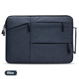 компьютеры apple tablets Скидка Вкладыш для ноутбука корейская версия 15-дюймовой искусственной кожи для Apple Tablet PC fashion computer bag женский