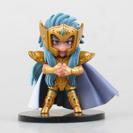 Figure seiya online-set di 6 piece 1a generazione oro Seiya Seiya Mito inscatolato figura