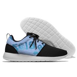 2019 chaussures formelles hommes bleus Blue Sea Wave Tsunami 2018, chaussures de marche quotidiennes pour hommes drôles promotion chaussures formelles hommes bleus