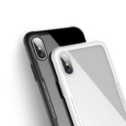 Аксессуары для мобильных телефонов онлайн-Для iPhone X XR 0.7 мм закаленное стекло телефон случае защитный чехол для мобильного телефона чехлы для iPhone Xs XS-Max аксессуары