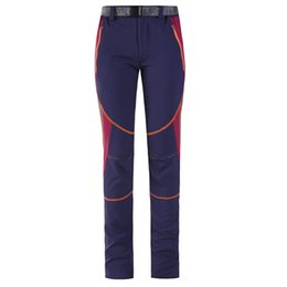 c9906cafb5b Women Spring Summer Quick Dry Pants Female Outdoor Sports Thin Breathable  Anti-UV Pants Hiking Trekking Camping Trousers VB004