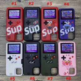 Handheld-Farb-Display 36 Classic Spiel iPhone Fall für iphone 11 promax XSMax XR huawei mate20 p20-Konsole Gameboy weicher TPU Silikon-Abdeckung von Fabrikanten