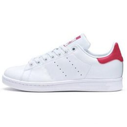 buy popular 8ef10 80bfa 2019 New Stan Smith Shoes Fashion Zapatos Brand Trainer Top Quality Men  Women Casual Sports Sneakers Shoes Size eur 36-45 discount burgundy sneakers