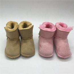 sapatos de gata Desconto Moda bebê fúria shoes para meninas babe primeiros caminhantes unissex sapatos para bebês chuveiro presente kits boutique shoes para bebês