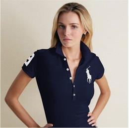 marchio di marca di polo Sconti 11 Estate nuova marca polo camicia popolare logo risvolto delle donne manica corta moda casual Paul manica corta gioventù sciolto T-shirt