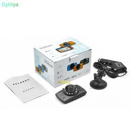 """Macchina fotografica G30 2.2 """"Full HD 1080P Car DVR Video Recorder Dash Cam 120 gradi Wide Angle Motion Detection Night Vision G-Sensor WithRetailBOX da corpo dottato indossato fornitori"""