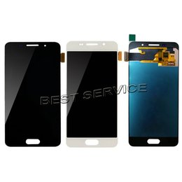 2019 мобильные телефоны wiko For  for GALAXY A3 2016 SM-A310F A310 A310F LCD Display Touch Screen Digitizer full Assembly