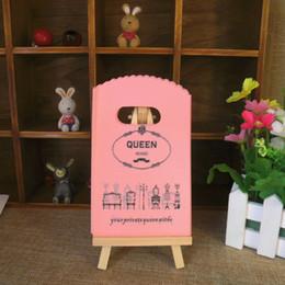 2019 сумка для королевы 2019 Новый дизайн высокого качества оптовой продажи 200pcs / серия 9 * 15см Luxury Pink Queen Подарочная упаковка Пакеты с ручками Малый подарочные пакеты дешево сумка для королевы
