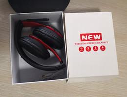 Auriculares inalámbricos Bluetooth 10 años de estudio de música de edición limitada con un paquete de venta al por menor para iPhone 3.0 Samsung Samsung desde fabricantes