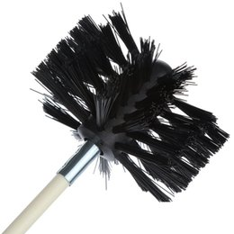 2020 séchoir Brosse de nettoyage en nylon avec manche long Outil de nettoyage de brosse de tuyau de cheminée Outil de nettoyage de tuyau de chaudière pour sécheuse promotion séchoir