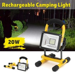 fancy lights bulbs Promo Codes - 2000LM Multifunction Rechargeable COB Work light LED Camping light 3 lighting modes Deformable Fancy lighting