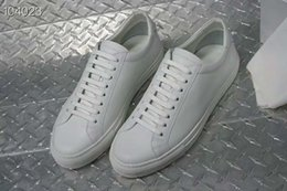 moda urbana superior Rebajas 2019 las últimas zapatillas de deporte de cuero, zapatillas de deporte sencillas y bajas para hombres, múltiples zapatos de moda de la calle urbana, venta caliente en