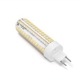 taches blanches en plastique Promotion LED G8.5 a mené la lumière de maïs 108SMD2835,10W (équivalent de 70W) ampoule AC220-240V de LED 360 degrés 1000LM