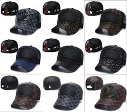 Top moda visiera curva berretti da baseball per uomo donna regolabile gorras cappelli da golf netto snapback cap cappelli di lusso cappello di marca snapbacks casquette da