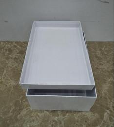 Caja y embalaje de zapatos vacíos. Cajas y embalaje de zapatos, cajas y accesorios para el segundo envío de zapatos. desde fabricantes