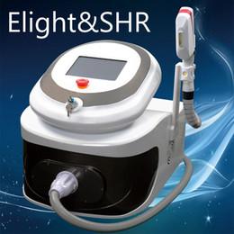 Canada Date OPT SHR IPL laser équipement de beauté Elight épilation machine IPL cheveux acné laser maison cheap ipl hair removal machines for home Offre