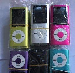 Mp4 игрок 4-го поколения онлайн-mp4 высококачественный ЖК-дисплей 1,8 дюйма 8 ГБ встроенной памяти MP3-плеер Воспроизведение музыки 4-го поколения с FM-радио Электронная книга HD-видео MP4-плеер