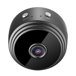 gravador de vídeo micro sem fio Desconto A9 Wifi Mini Camera Wireless Home Security Camera WiFi P2P Micro Camcorder Video Recorder Suporte Remoto