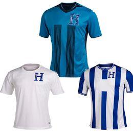 ^ _ ^ Atacado 2019 2020 Honduras Camisas De Futebol 19 20 QUIOTO Jersey ELIS Camisa De Futebol LOZANO Camisa De Futebol de