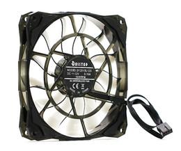 ventilatore da 55 mm Sconti 120mm * 120mm * 15mm 4pin PWM Ventola di raffreddamento per PC Ventola di raffreddamento in plastica 12CM Ventola per computer Case Radiatore CPU Radiatore pk raffreddatore arsilide