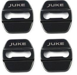 nissan x trail cover Rebajas Car Styling caja de la cubierta de la cerradura de la puerta del coche para Nissan juke qashqai j11 10 x-trail note tiida nismo Car-Styling