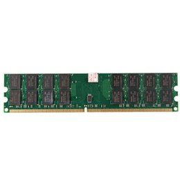 ddr2 desktop Coupons - New 4GB Memory RAM DDR2 800MHZ PC2-6400 240 Pin Desktop DIMM for AMD Motherboard