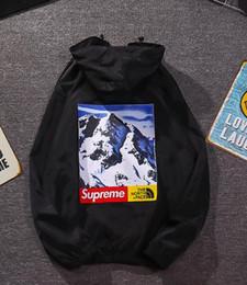 cremallera exterior Rebajas Hombres Mujeres Chaqueta Primavera Verano Thin Coat Windbreaker 3 Color Zipper Prendas de abrigo Moda Casual Sudaderas con capucha para Mujeres