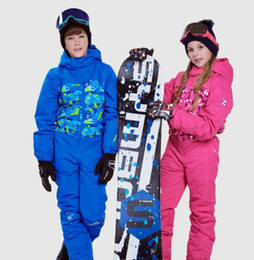 2019 new arrival warmth snowboard thickened suits for kids boys and girls  waterproof and windproof breathable outdoor snow sets a8a7eb59e