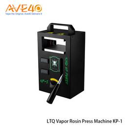 2019 ölabsaugwerkzeug Ursprüngliche LTQ Dampf Kolophonium Pressmaschine KP-1 für DIY Vape Werkzeug Öl Wachs Extrahieren Werkzeug günstig ölabsaugwerkzeug
