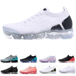 finest selection 3b0b0 f2d10 nike air max airmax vapormax flyknit 2.0 2018 New Moc 2 Laceless Sprite 2.0 Scarpe  da corsa Desiginer FK Mens donna Sneakers Fly Uomo Womens Sport ...