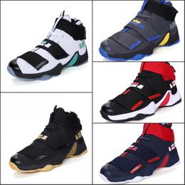 Na moda anti derrapante sapatos Mens Basketball 2020 botas Runner Air absorção de choque ao ar livre das mulheres Stock 35 45 esportes funcionar