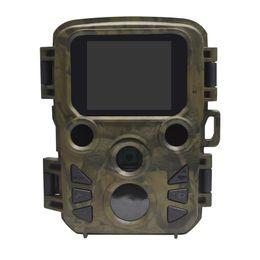 Cámara de exploración de juegos online-12MP 1080 P Cámara de Caza Vida Silvestre Trampas de fotos Sensor PIR Exterior Impermeable Mini Scouting Trail Game Camera