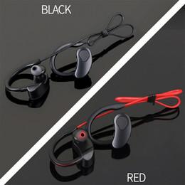 Canada K100 Ecouteurs Bluetooth Casques d'écoute sans fil Oreillettes Bluetooth Sport Running Ecouteurs avec micro Ecouteurs pour téléphone voiture cheap ear hook headset mic Offre