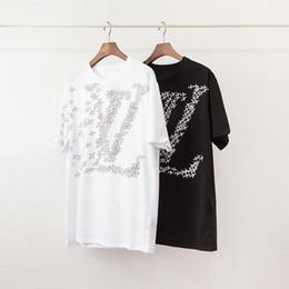 2020 nuovi aeromobili 20ss nuove signore crociera aerei maglietta degli uomini di stampa e femminile t-shirt in bianco e nero S XXL ## 668 nuovi aeromobili economici