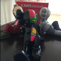 2019 qualidade de brinquedos de fazenda animal Brinquedo das crianças Urso 2019 Nova Tendência Anatômica Plásticos Urso Moda de Luxo Companheiro Sentado Lugar de Repouso Artesanato Brinquedo Meninos Meninas Adolescentes