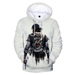 adventure games Promo Codes - Adventure Game Days Gone 3D Hoody Spring White Casual Men's Pullover Hamdsome Boy's Streetwear Pop Winter Autumn Sweatshirt Plus