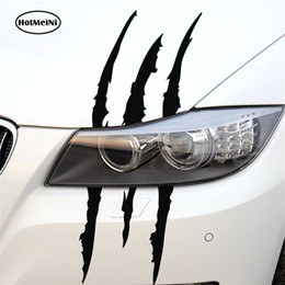 Gros style de voiture Monster Sticker Scratch Stripe Griffe Marques Autocollants De Voiture Auto Vinyle Autocollant De Voiture Accessoires 40 cm * 12 cm ? partir de fabricateur